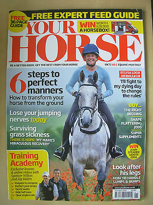 Your Horse Magazine October 2012