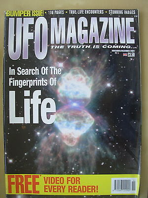 Ufo Magazine - The Truth Is Coming - November / December 2001