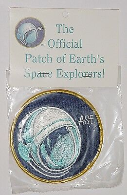 Aufnäher Patch Raumfahrt ASE Association of Space Explorers ..........A3007