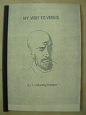 MY VISIT TO VENUS By T. LOBSANG RAMPS