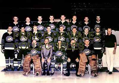1968 Oakland Seals Team Photo 8X10
