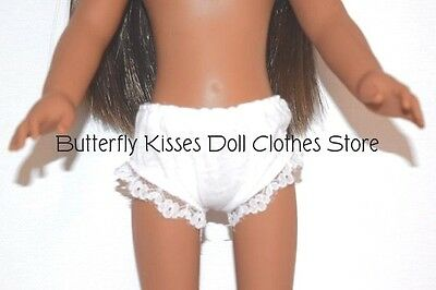 Lace Panties Underwear 14.5 in Doll Clothes Fits American Girl Wellie Wishers