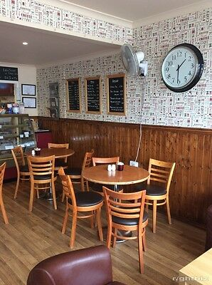 Coffee Shop And Catering Business (Freehold)