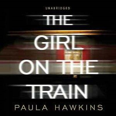 The Girl on the Train By Paula Hawkins  Unabridged Audio Book. MP3 CD