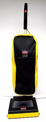 Rubbermaid UL12 Commercial Upright Vacuum Cleaner 9VUL--12 yellow