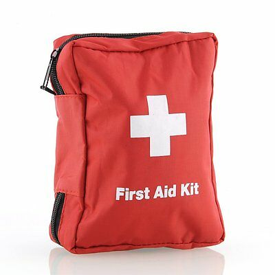70pcs Survival Medical Rescue First Aid Kit Emergency Bag Pouch for Workplace Tr