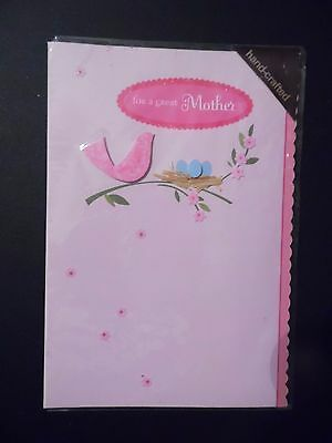 """Happy Mother/'s Day Card with Envelope /"""" Mother/'s Day Buffet /"""" MD-162"""
