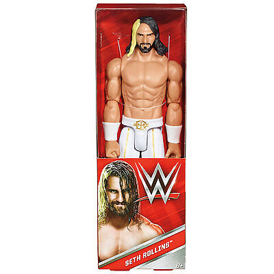 WWE 12 Inch Action Figure Seth Rollins  *BRAND NEW*