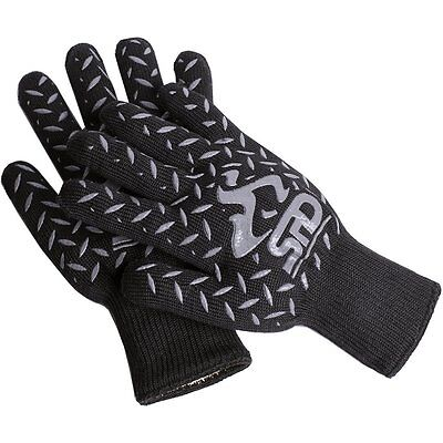 BBQ Grill and Oven Gloves - SPD 932°F Extreme Heat Resistant Gloves, Cooking Gl