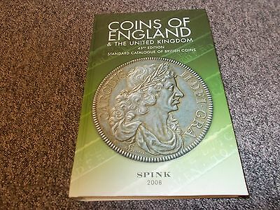 COINS OF ENGLAND & THE UNITED KINGDOM Published by SPINK, London, 2008