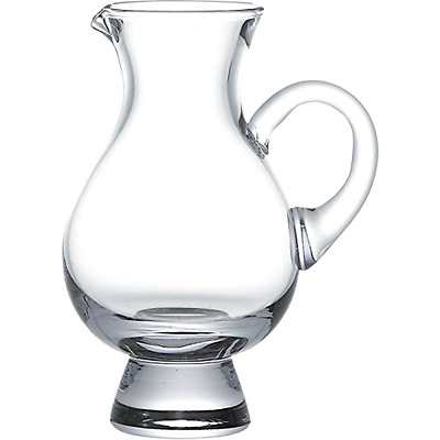 Glencairn Iona Scotch Whisky Pitcher or Mini Water Jug - Free 2 Day Shipping