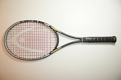 Head I.prestige Mid 600 Midsize Intelligence Tennis Racket 4 3/8 Eu3 L3