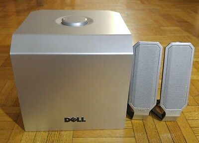 Dell A525 Computer Speaker System with Subwoofer
