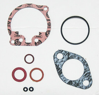 Genuine Amal Concentric gasket kit 930 626 932 622/208 UK Made gaskets set