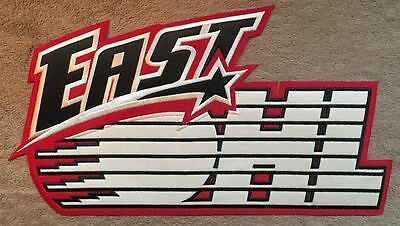 Rare OHL East All Star Game CHL Hockey CCM  Maska Front Jersey Crest Patch
