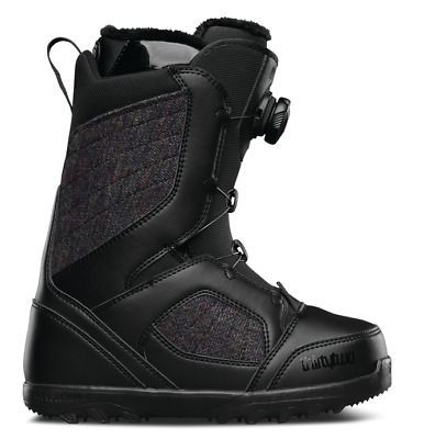 Thirtytwo Stw Boa Black Womens 2017 Snowboard Boots Free Delivery Australia