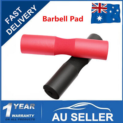 AU Barbell Pad Squat Gym Fitness Neck Weight Lifting Shoulder Sport Protecter