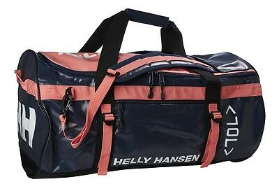 Helly Hansen HH Duffel Bag 70L Holdall 68135/103 Shell Pink NEW