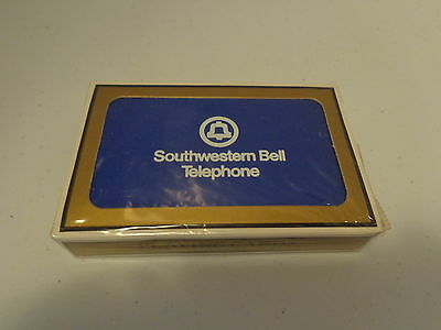 Southwestern Bell Telephone Co Playing Cards