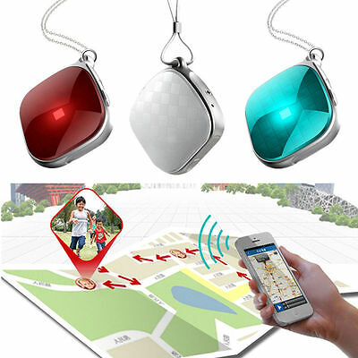 Mini A9 GPS Tracker SOS GSM Anti-lost Locator For Kids Elderly Senile Dementia