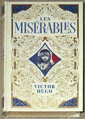 Les Miserables ~ Victor Hugo ~ Leatherbound Gift Edition ~ Brand New