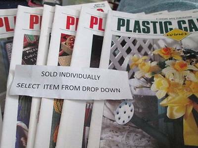 Plastic Canvas Corner Magazine Your Choice