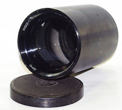 PO502-1 2/110mm Russian Projector Lens LOMO Soviet projection OKC type RO502