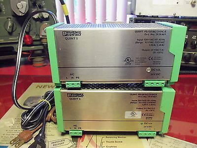 Phoenix Contact Quint-PS-120-AC/24DC/5 Power Supply