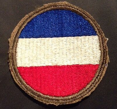 WW2 US Army Ground Forces  Shoulder Patch