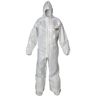 New Case Of 6 Lakeland Industries Xl Chemmax 2 Coverall C72165 Hazmat X-Large