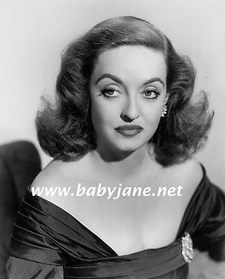 056 Bette Davis As Margo Channing All About Eve Photo