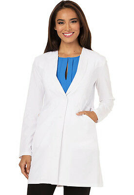 """Careisma Fearless Collection 33"""" Lab Coat CA305 WHT White FREE SHIPPING"""