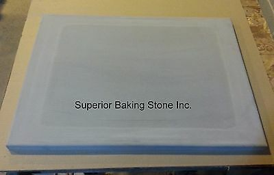 "ONE NEW SUPERIOR BAKING STONE  CONVECTION OVEN or BBQ GRILL 18""x24""x1"""