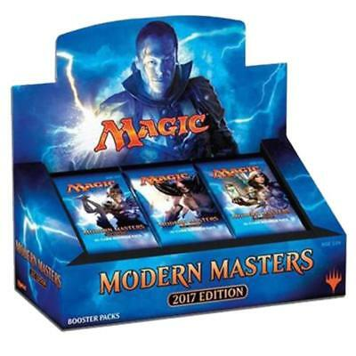 Magic The Gathering MTG Modern Masters 2017 Booster Box - 24 Boosters