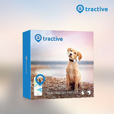 Tracker GPS Tractive Localisation Animaux Domestiques Chien Chat : Occasion