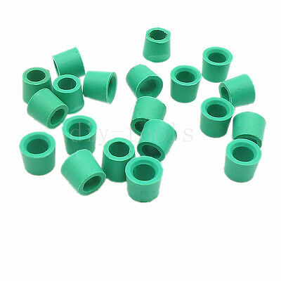 20pcs Air-conditioning Liquid Feeding Tube Pipe Rubber Gaskets Grommet Seal Ring