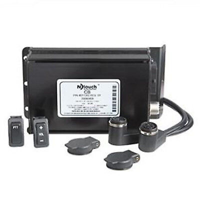 Victory Motorcycle New OEM Ntouch CB and Communication System, Vision +, 2877189