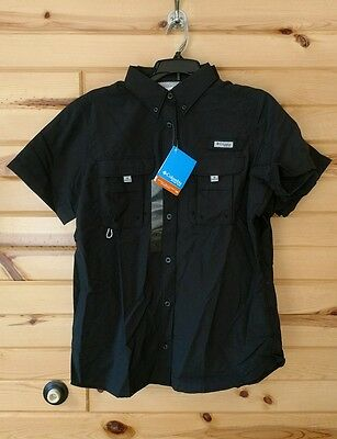 Columbia - Ladies Bahama, Short Sleeve Women's Shirt, Size S Brand new with tags
