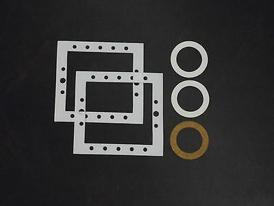 Above Ground Swimming Pool Skimmer & Return Gasket Kit Free Shipping!!