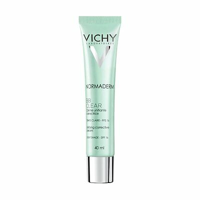 Vichy Normaderm BB Clear Unifying Corrective Cream SPF16 - 40ml (choose shade)