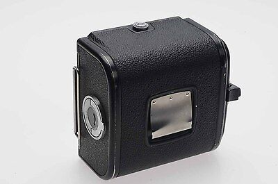 Hasselblad A12 V-Button Roll Film Back Black                                #107