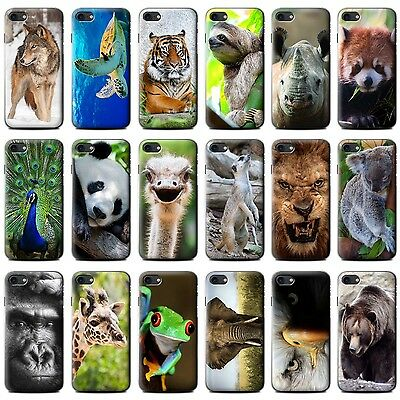 STUFF4 Phone Case for LG K Smartphone/Wildlife Animals/Protective Cover