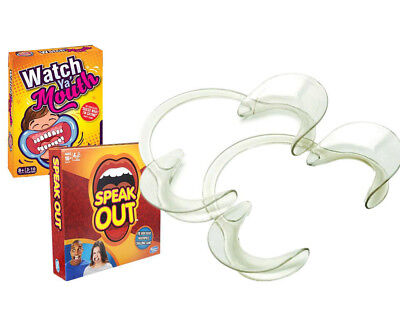 Dental Cheek Retractor Lip Retractor Mouth Opener For SPEAK OUT/WATCH YA' MOUTH