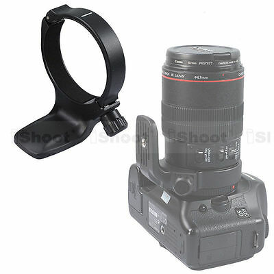 Newly Update Metal Tripod Mount Ring for Canon Macro Lens EF 100mm f/2.8L IS USM