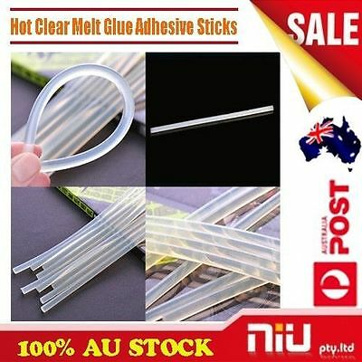 High Quality Hot Clear Melt Glue Adhesive Sticks For Glue Gun Craft Album Repair