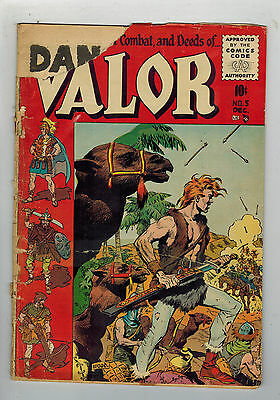 VALOR COMIC No. 5 from 1955
