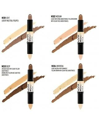 Nyx Wonder Stick Highlight And Contour Stick Highlighter - All Shades