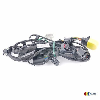 Bmw New Genuine F10 F11 Front Pdc Parking Sensors Wiring Harness 9232531