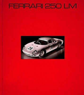 Ferrari 250 LM Published by Cavalleria - Book