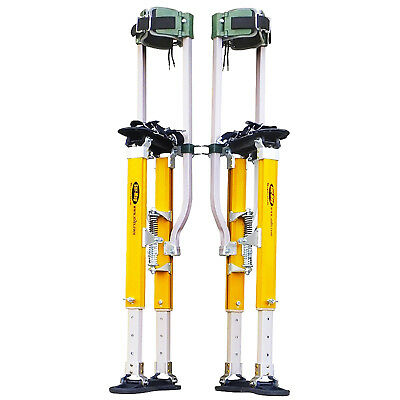 "Sur-Pro Sur-Mag® S2 Dual Pole Magnesium Drywall/Painting Stilts 15-23"" - Small"